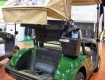 Golf Car con tendalino e porta vivande